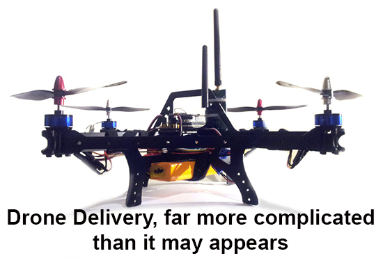 Delivery Drone 5