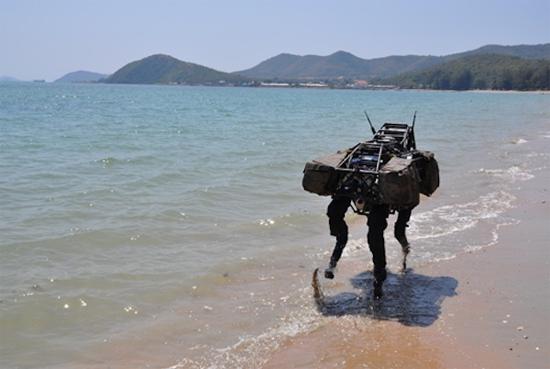 Dog Bot 345