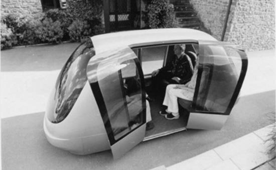 Driverless Car Concept 15