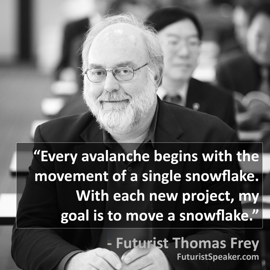 Thomas Frey Quote