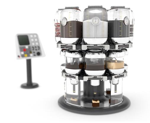 The Coming Food Printer Revolution