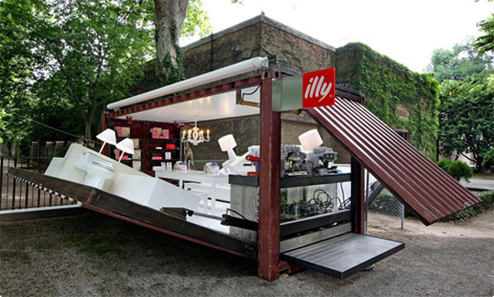 Popup SHops Illy 1