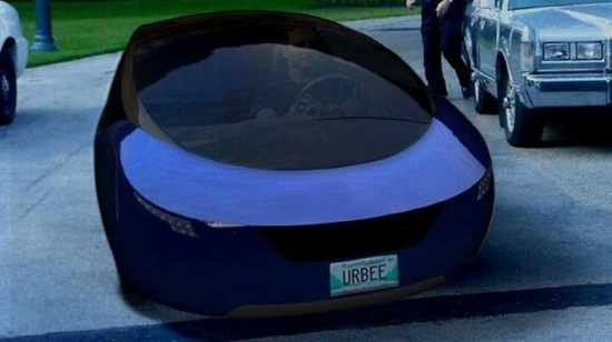 Printed Car - urbee-22