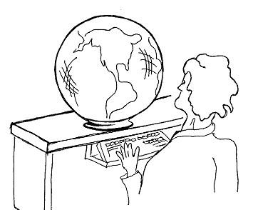 spherical_shaped_computer_display