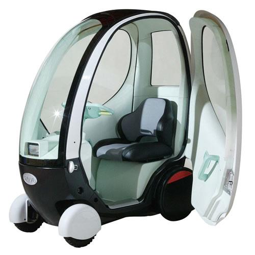 Huvo Electric Pod Car 276
