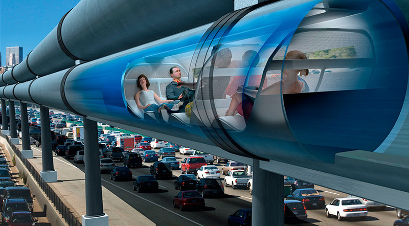 Will global tube transportation networks be coming to a megacity near you?