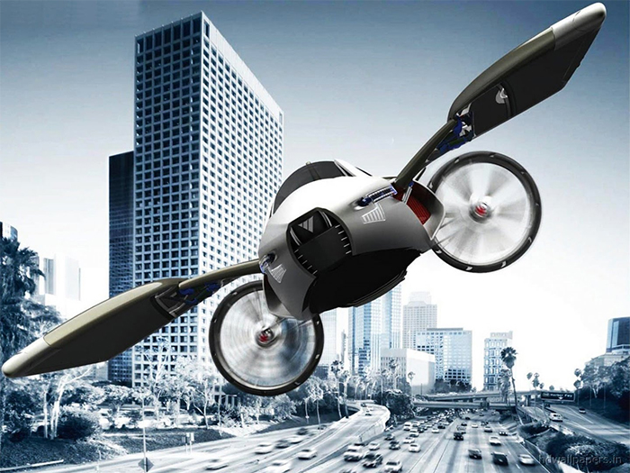 Unmanned aviation is coming!