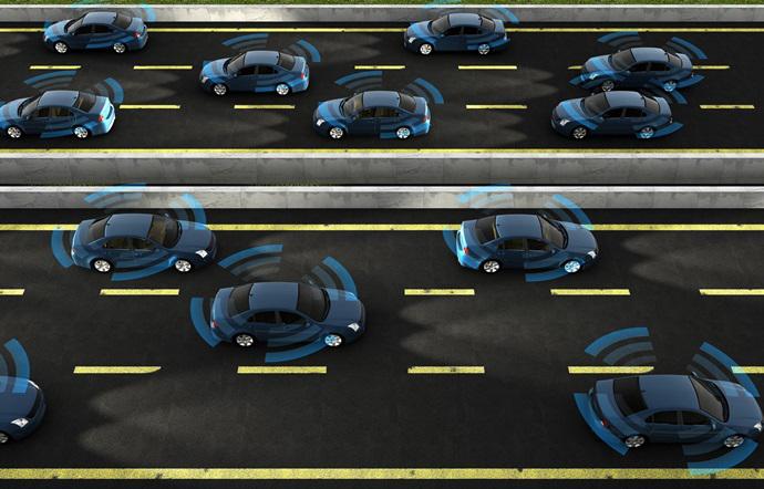 No need for traffic tickets in a driverless world