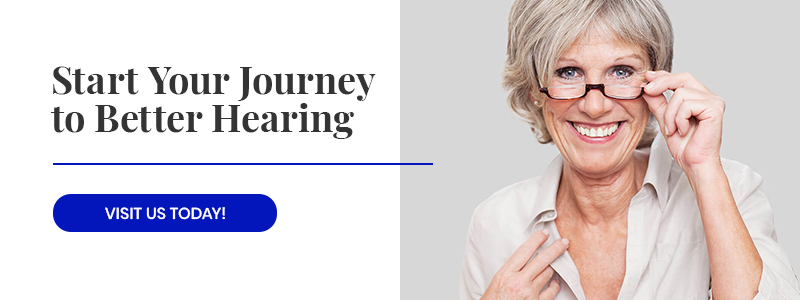 Start Your Journey to Better Hearing