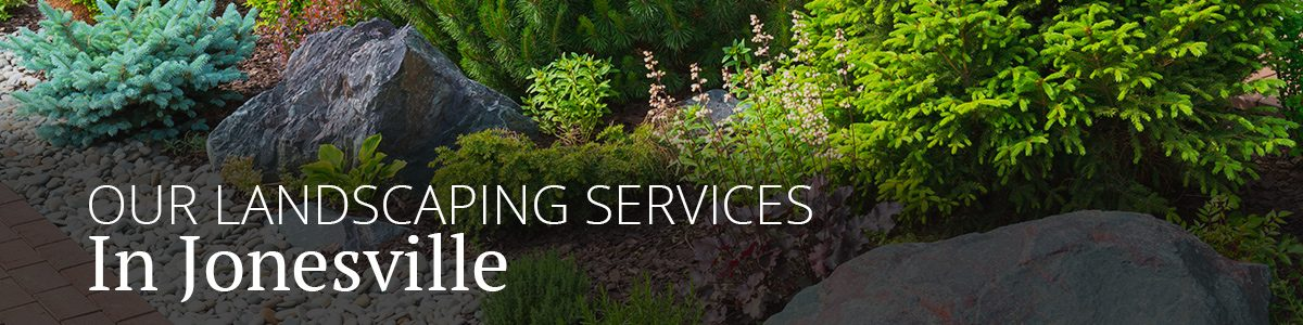 Landscaping Jonesville