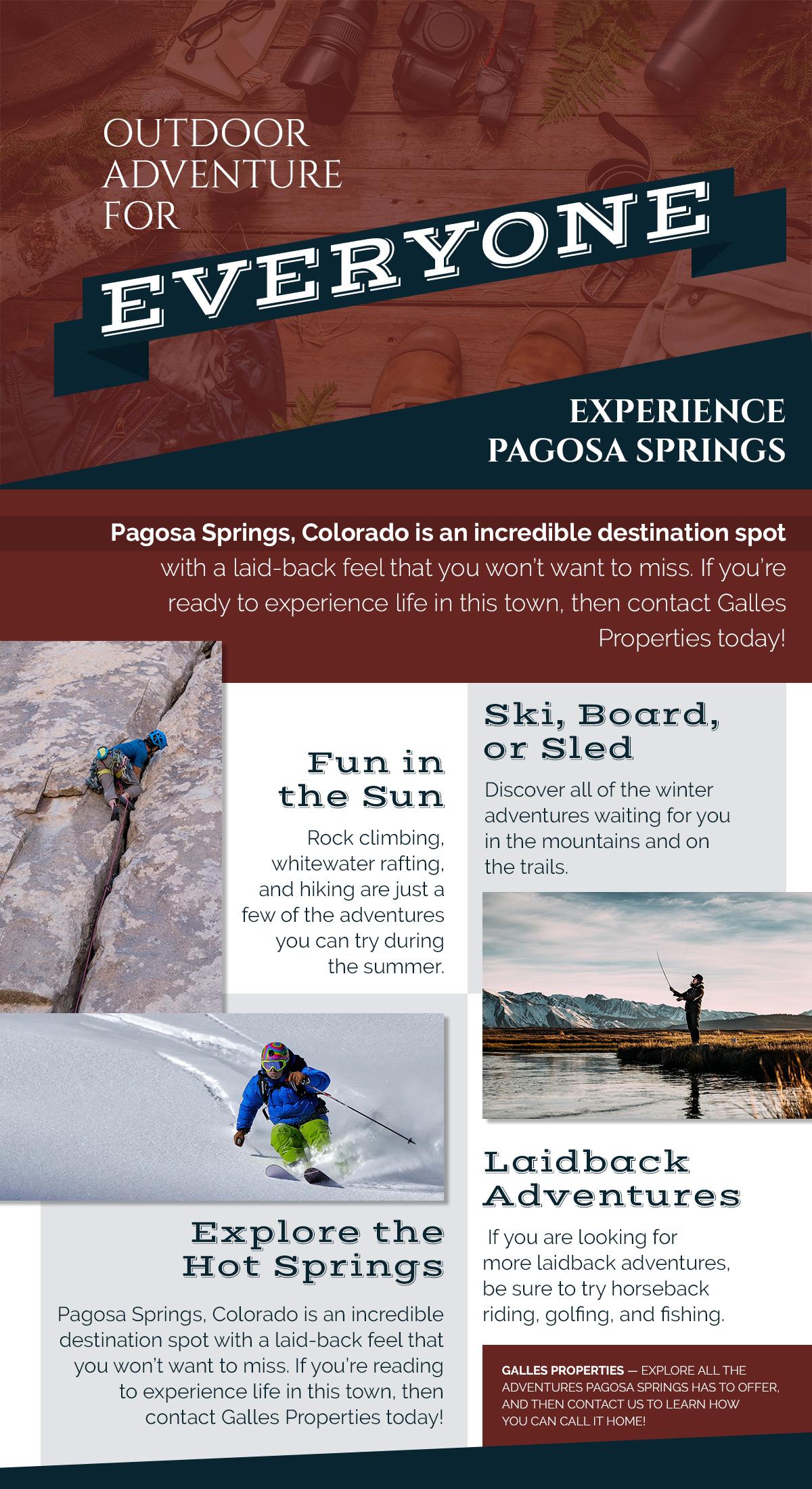 Pagosa Springs Real Estate Adventures In Pagosa Springs