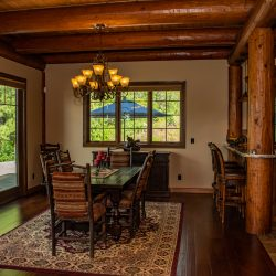 Saddlehorn Ranch Dining Room
