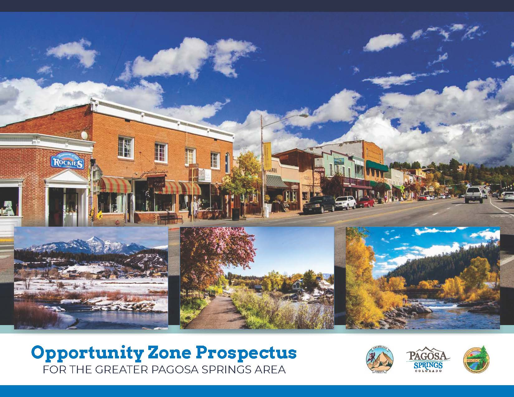 Pagosa Springs Opportunity Zone Prospectus