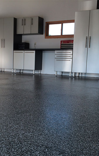 Better Than Concrete Epoxy Coating Discover The Garage Force