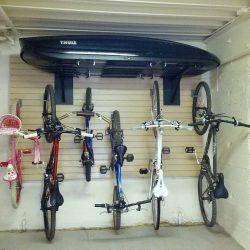 Garage storage racks for bikes San Francisco