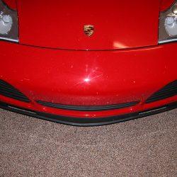 Epoxy floor paint for vehicle showroom San Francisco