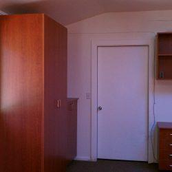 Wooden garage storage cabinets in San Francisco