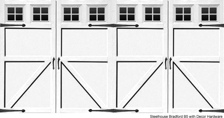 Steelhouse  sc 1 st  Garage Door City & 1st United Door Residential | Garage Door City LLC