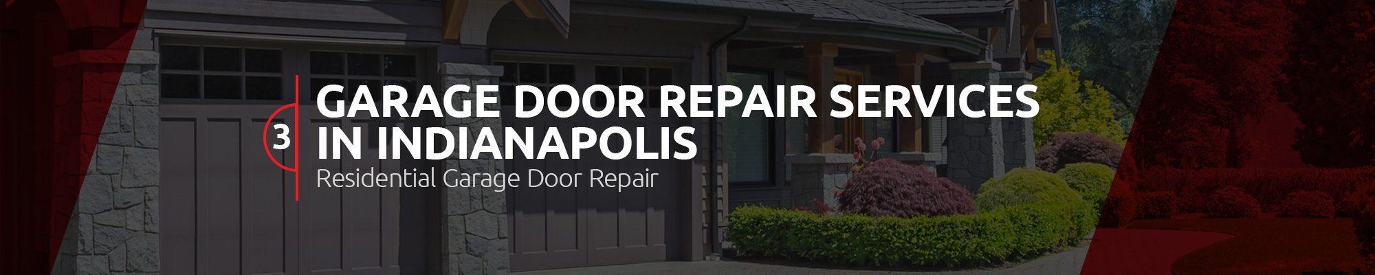 Garage Door Repair Indianapolis Schedule Your Free Consultation