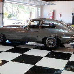 Garage floor paint for showroom San Francisco
