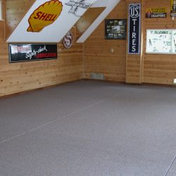 Epoxy flooring garage coating San Francisco