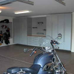 Garage storage ideas metal cabinets and shelving San Francisco