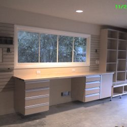 Garage organization and workspace ideas San Francisco