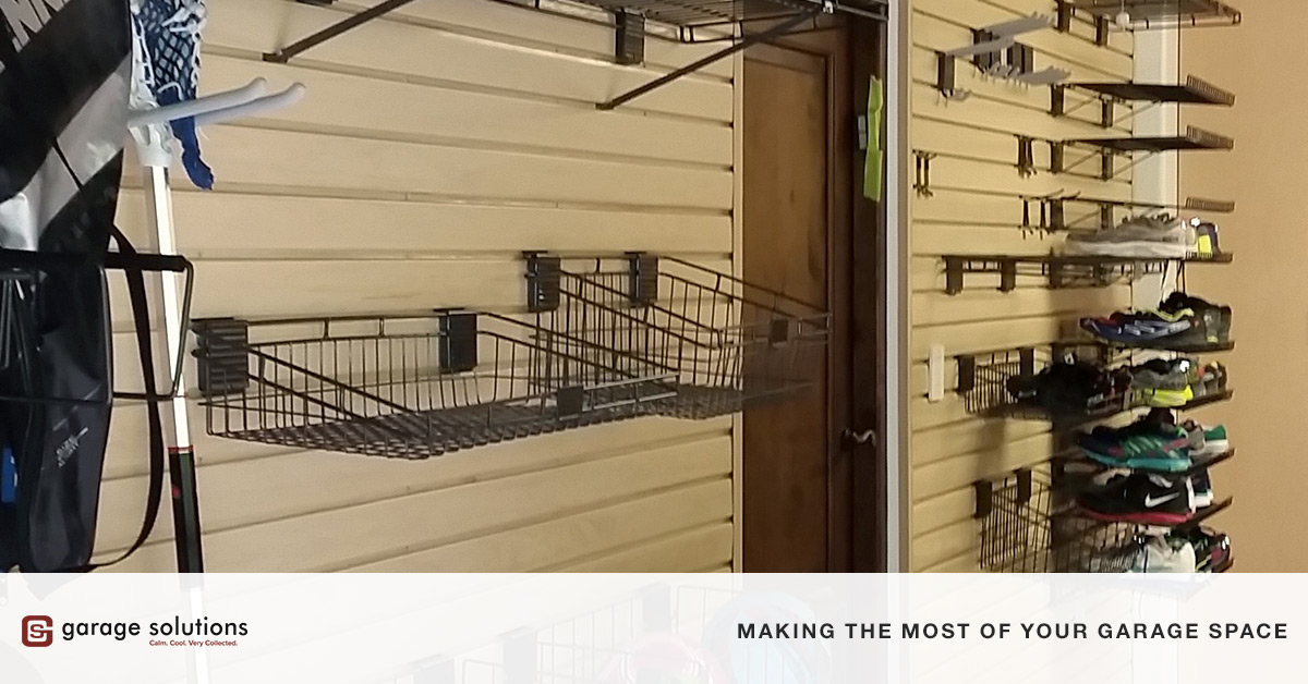 Garage shelving ideas San Francisco