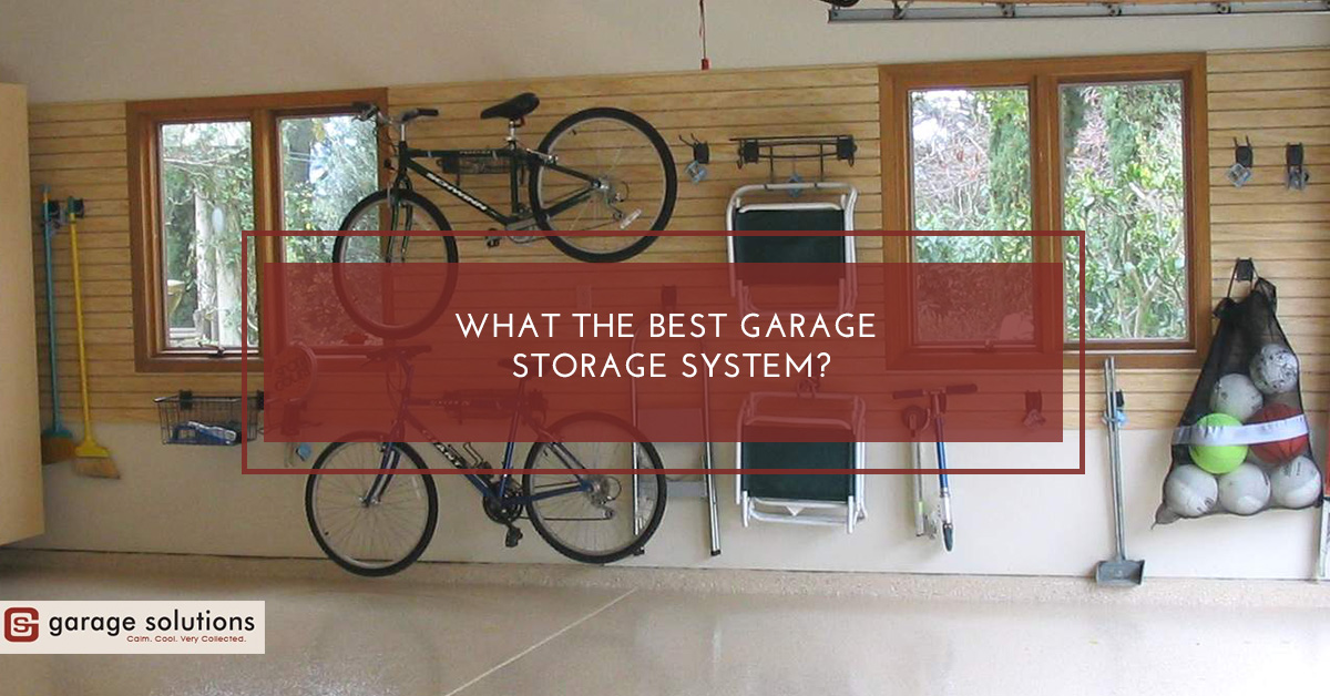 Have You Noticed The Clutter Growing In Your Garage? Do You Need A Garage  Storage System To Organize All Your Belongings? Garage Solutions Serves The  ...