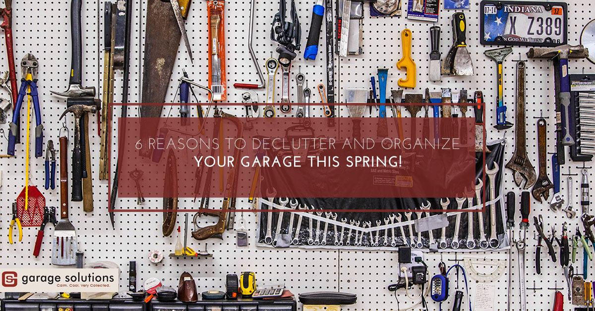 Garage Storage San Francisco - 6 Reasons to Declutter and
