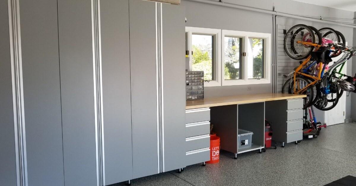 garage cabinets San Francisco