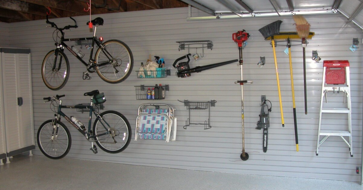 garage storage in San Francisco