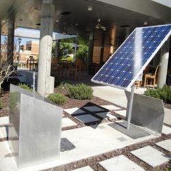 WSU Shepard Union building solar panel - Gardner Energy