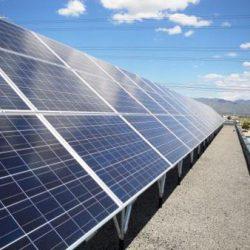 Commercial solar panels installed in Salt Lake City, Utah - Gardner Energy
