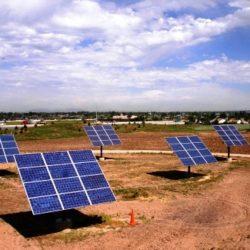 Field of five solar grids in Kaysville, Utah - Gardner Energy