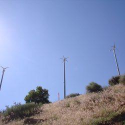 Hybrid wind and solar panel system in Morgan, Utah - Gardner Energy