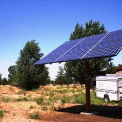 Solar panel grid in Ogden, Utah - Gardner Energy