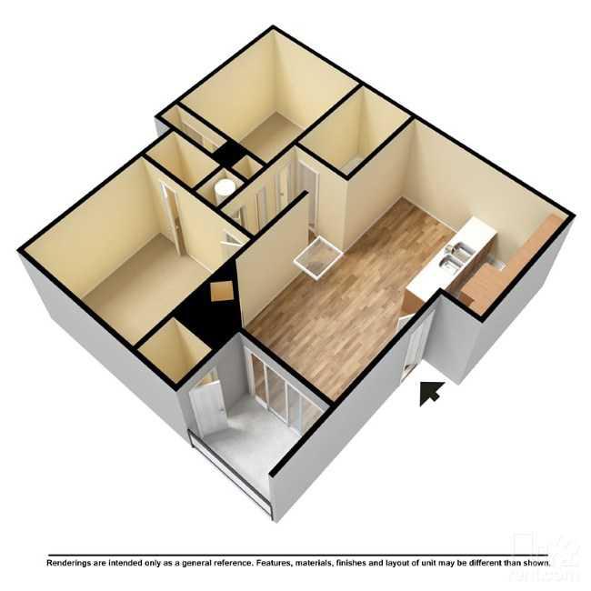 Two Bedroom Two Bath U2013 926 Sq. Ft.