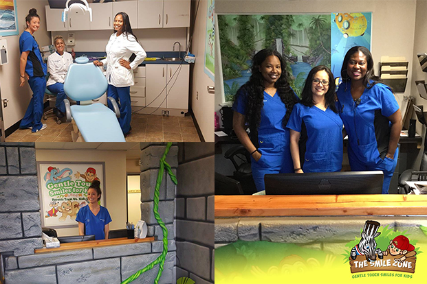 Gentle Touch Smiles - A Safe, Comfortable Kids Dentist for