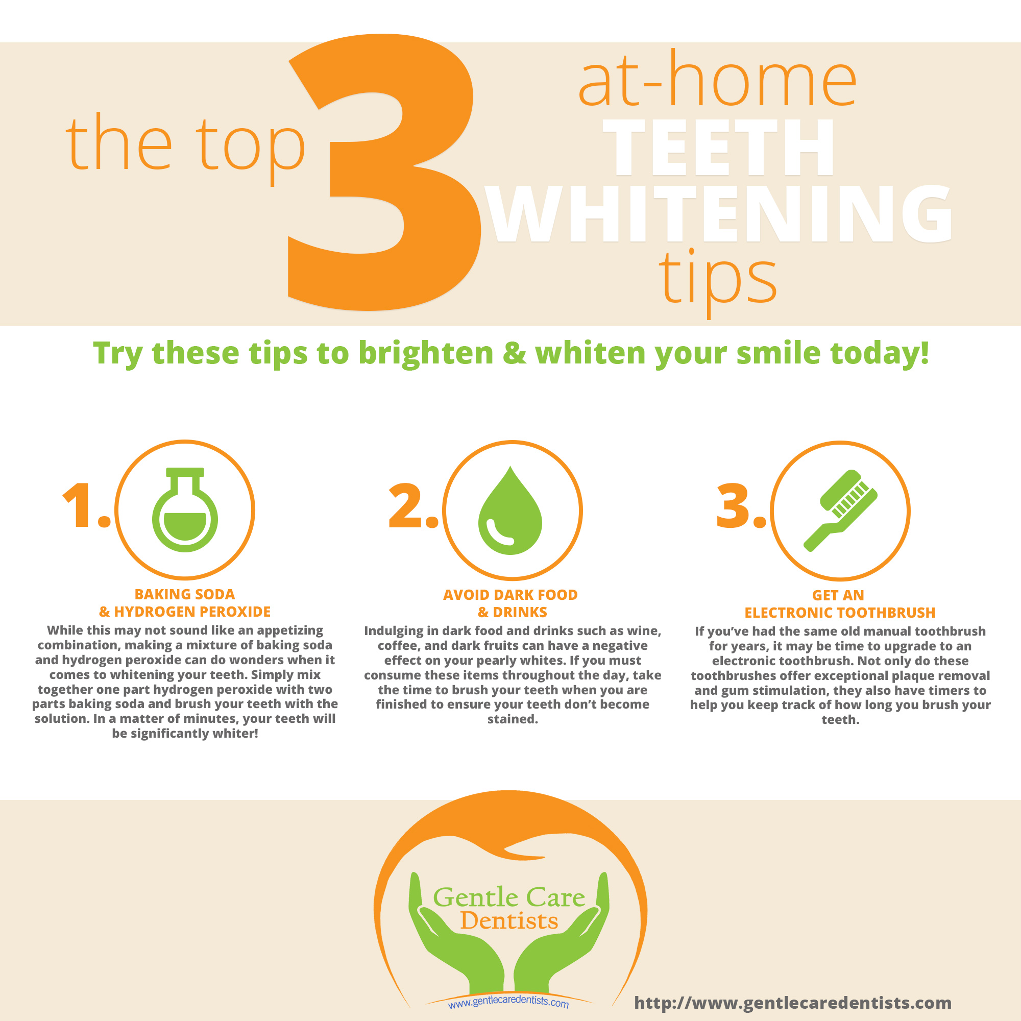 Dentist Arlington Va Brighten Your Smile With These Top 3 Teeth