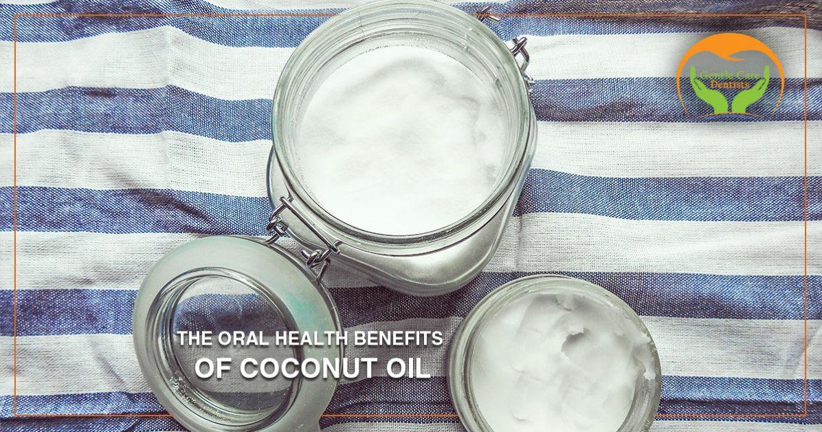 Dentist Arlington: The Oral Health Benefits Of Coconut Oil