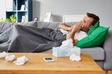 Dental Health When You're Sick