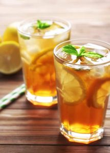 Worst Drinks For Teeth - Iced Tea
