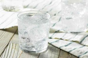 Worst Drinks For Teeth - Sparkling Water