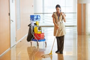 school janitorial