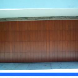 Paneled, Horizontal full length door from G&G Garage Doors