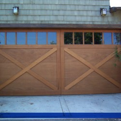 Whimsical style by G&G Garage Doors