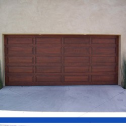 Long and beautiful door from G&G Garage Doors