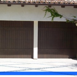 Beautifully assembled doors by G&G Garage Doors