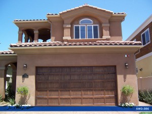 Rugged beauty by G&G Garage Doors